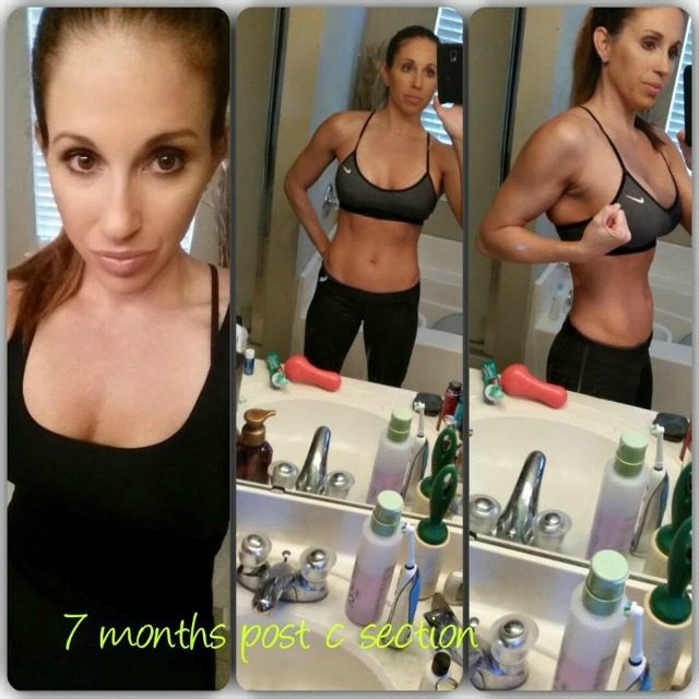 Post Baby Training Results