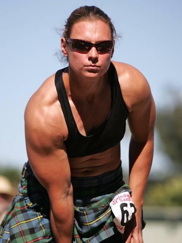 Adriane Wilson - Scottish Games