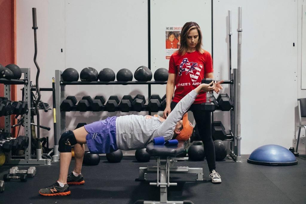 Heather Kobus - Athletes Arena - Personal Training3