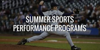 summer sports performance programs