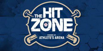 the hit zone