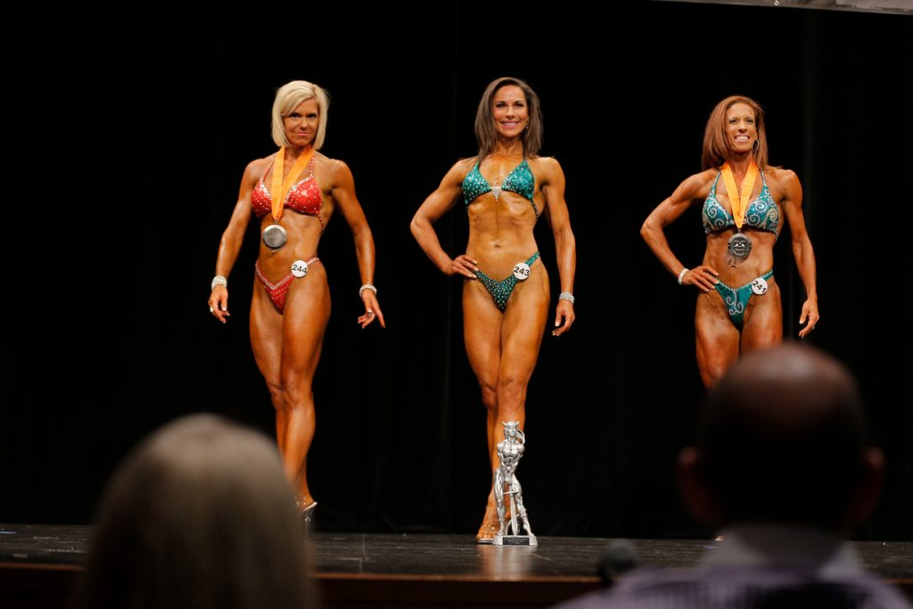 Mid Atlantic Classic 2014 Figure Competition