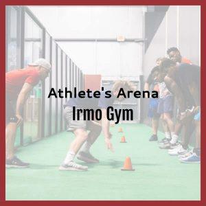 athletes arena irmo gym