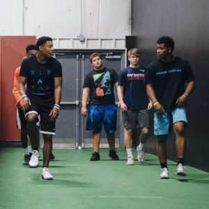 Next Level Training - Athlete's Arena - Sports Performance