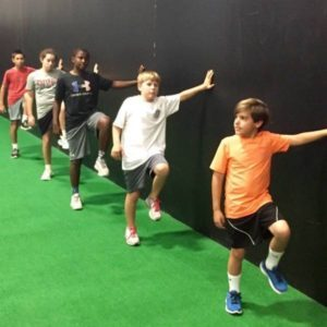 Youth Performance Training