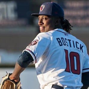 Akeem Bostick | Pro Baseball Player